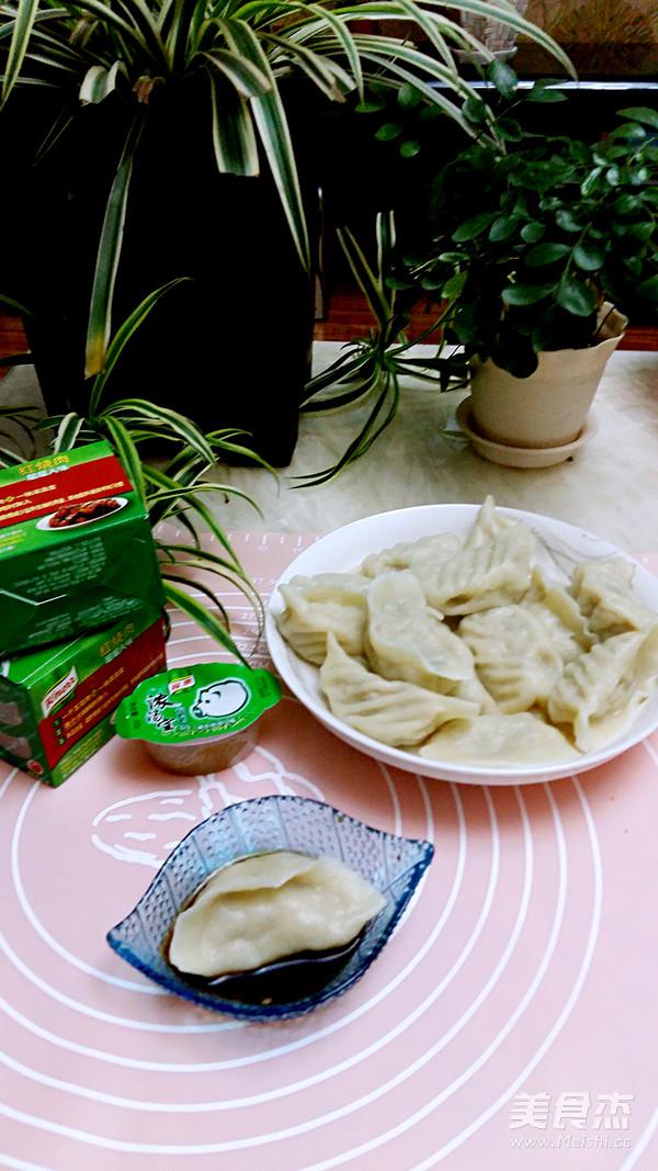 白菜香菇浓汤饺子的家常做法大全怎么做好吃