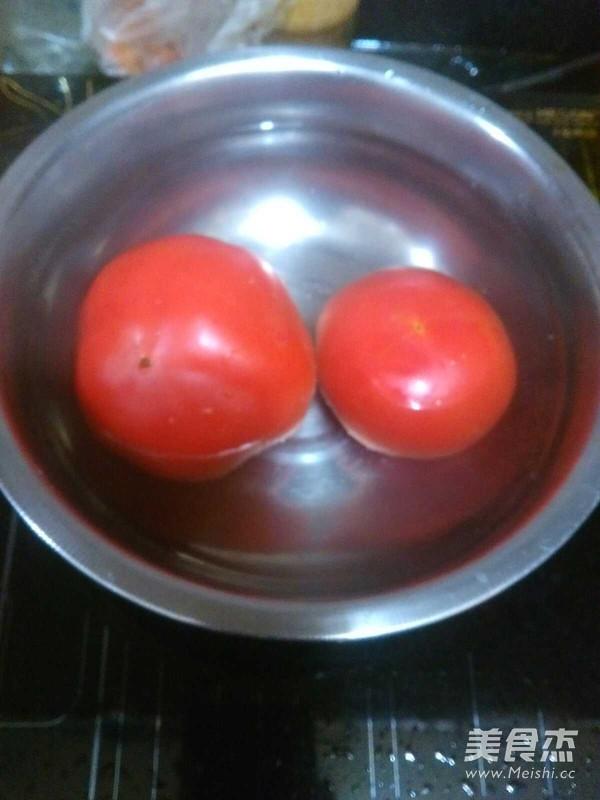 爱心蛋&西红柿鸡蛋饼的做法_家常爱心蛋&西