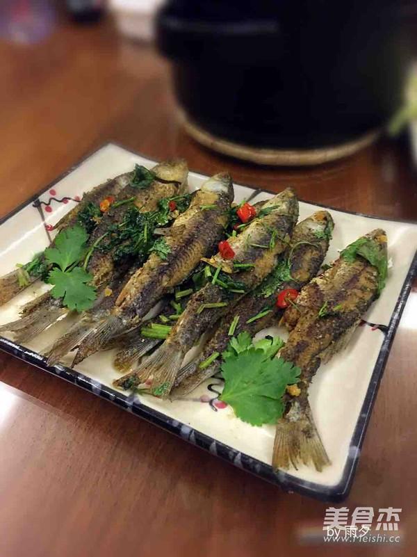 椒盐小溪鱼_椒盐小溪鱼的做法大全_椒盐小溪鱼的家常做法