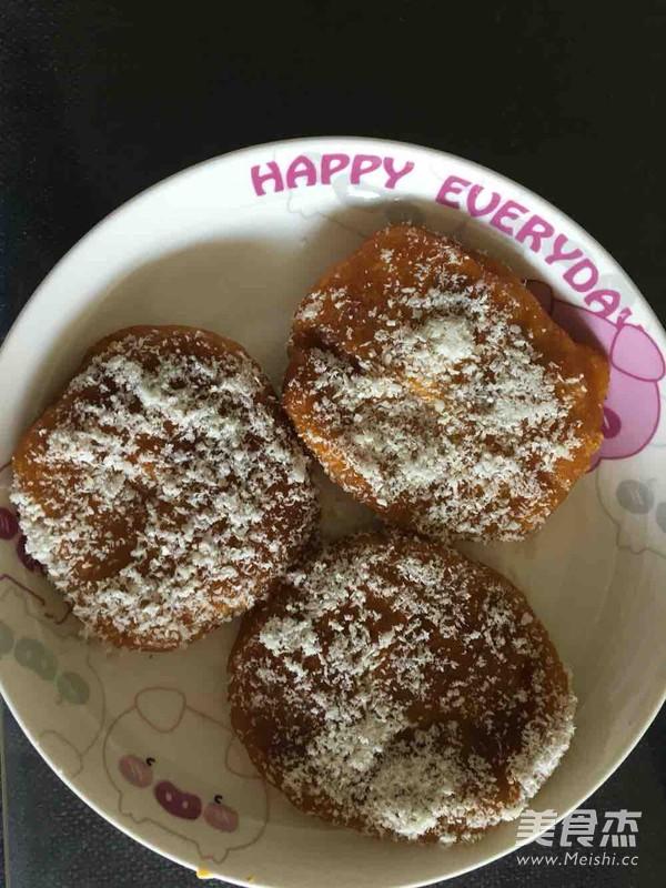 椰蓉南瓜饼的做法_椰蓉南瓜饼的家常做法_南瓜饼的做法大全
