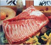 猪肉(肋条肉)
