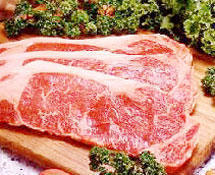 猪肉(清蒸)
