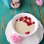 18LS28xgl零落玫瑰奶茶的做法