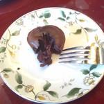 文子7462熔岩巧克力蛋糕的做法
