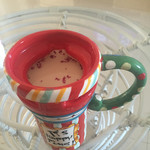 proud queen(来自微信.)玫瑰奶茶的做法