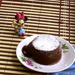 食·色熔岩巧克力蛋糕的做法