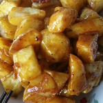 桃小涩拔丝红薯的做法