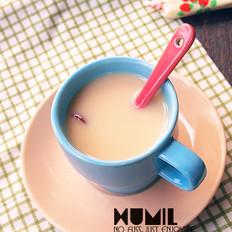 红枣姜味奶茶