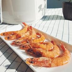 不一样的盐焗大虾