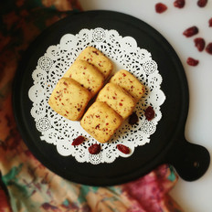 蔓越莓饼干#长帝烘焙节#