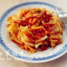 韩式白菜泡菜