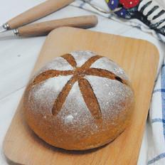 红糖豆浆面包