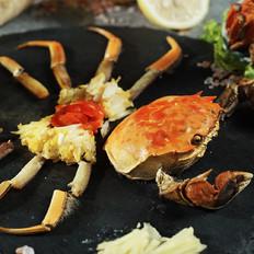 大闸蟹的正确吃法