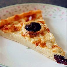 法式西梅蛋糕