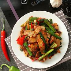 回锅肉#苏泊尔第三季晋级赛#