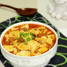 红烧肉末豆腐