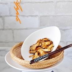 蚝油黑椒蘑菇