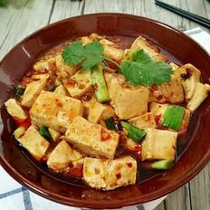 老干妈烧豆腐