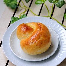 芝士烤肉面包卷