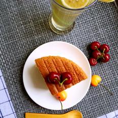 柠檬海绵蛋糕(6寸)