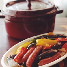 夏季时蔬|一厨作