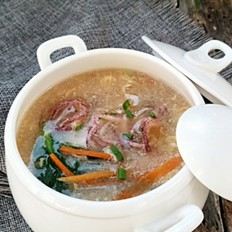 八带酸辣汤