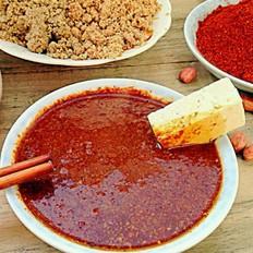 超简单的辣椒蘸酱