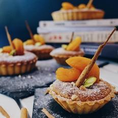 秋之幸酒渍杏橙酥挞#长帝烘焙节#