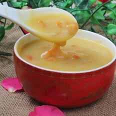 燕麦南瓜粥      减肥养胃必备