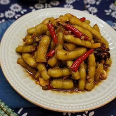麻辣卤毛豆